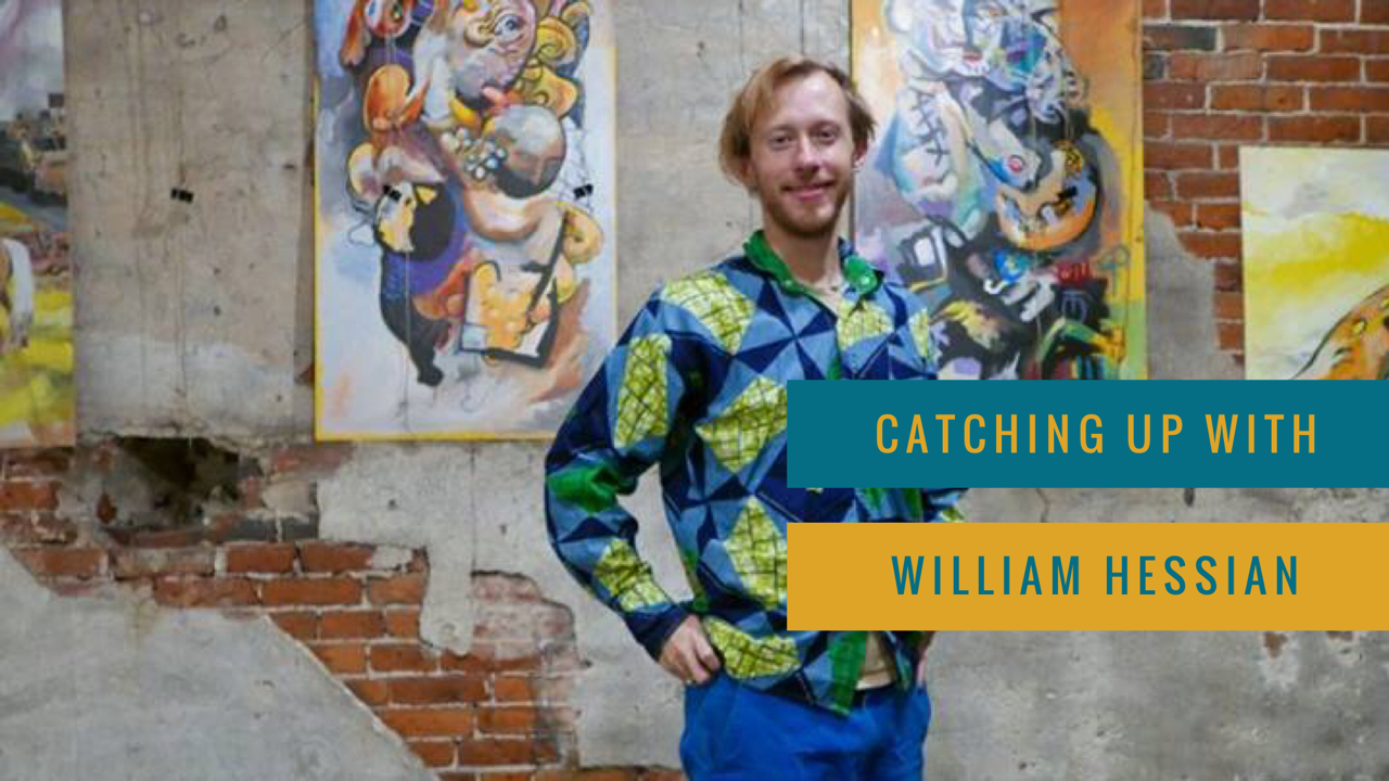 Catching Up With Past Resident Artists – Mr. Billy